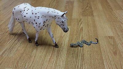 Breyer prop rattlesnake