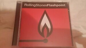 Rolling stone- FLASH POINT- cd - Italia - Rolling stone- FLASH POINT- cd - Italia