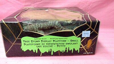 Lemax 2007 Tree Stump Display Platform Small #74637
