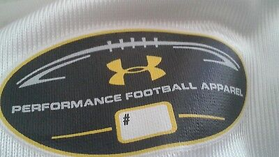 UNDER ARMOUR PERFORMANCE FOOTBALL APPAREL MEN