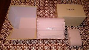 Nuovissima-confezione-box-originale-orologio-Longines