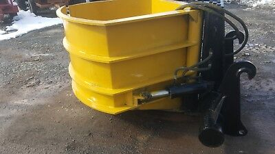 Vers Bucket Mightybite Hydraulic Clamshell Loader Bucket