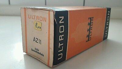 ULTRON - Röhre AZ 11, neuwertig