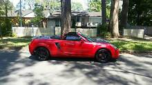 Toyota MR2 Convertible with extras price drop from $10,900 Strathfield Strathfield Area Preview