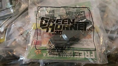 Green Hornet Black Beauty Keychain New In Sealed Package Hardees Carl Jrs