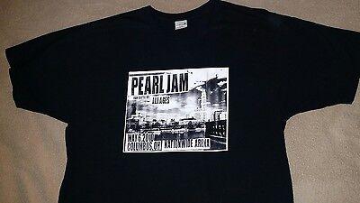 pearl jam shirt XL