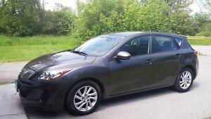 2012 Mazda 3 Certified.