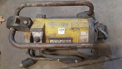 Oztec Electric Concrete Vibrator Unit. Works Great No Shaft.