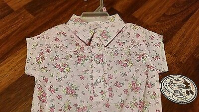 Wrangler All Around Baby Girls western outfit Nwt very cute 12mo.  - Cute Western Outfits