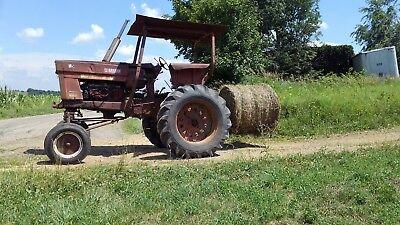 International Harvester 966 Tractor High Crop Hi Clearance Farmall Cane