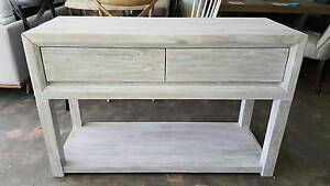 FACTORY SECOND PARAISO 2 DRAWER CONSOLE! Richmond Yarra Area Preview