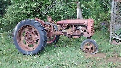 Vintage Farmall C Tractor Super C