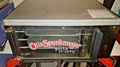 Otis Spunkmeyer Commercial Convection Cookie Oven Os-1 W3 Trays Power Tested