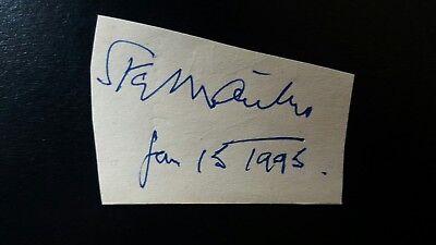 SIR STANLEY MATTHEWS 1915-2000 FOOTBALL LEGEND