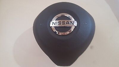 2017 nissan rogue driver airbag