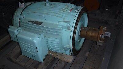 100 Hp Weg Electric Motor 1200 Rpm 444td 445td Frame Tefc 600 V