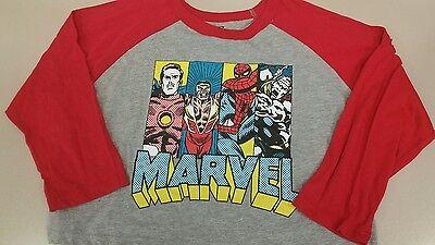 Official, Marvel Comics, Super Hero size L crop top