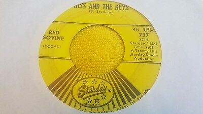Red Sovine – Giddyup Go / Kiss And The Keys ~ - Giddy Up And Go