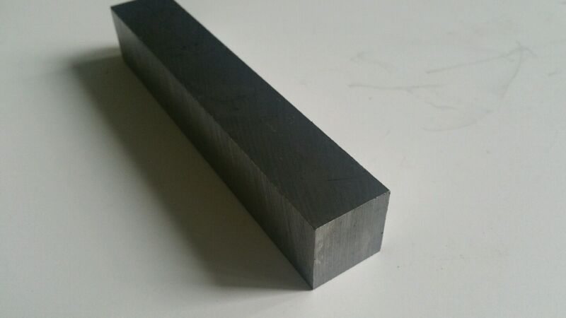"O-1 Tool Steel 1/2"" Square Stock  10"" long ** GREAT PRICE**"