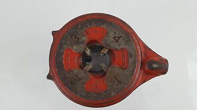 Rigid 65r Pipe Threader Pipe Die - 1 To 2 Capacity Plumbing Gas Fitting