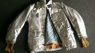 Globe Firefighter Jacket Size 44x 32