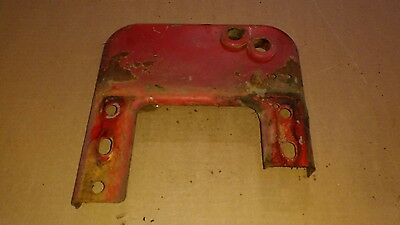 Massey Harris Mh 30 Tractor Rear Gas Tank Support Bracket Part