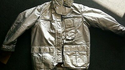Globe Firefighter Jacket Size 44x 32