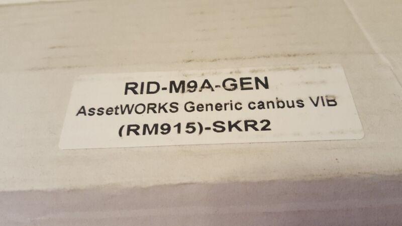 AssetWORKS Generic canbus VIB (RM915)-SKR2