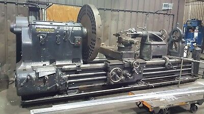 Monarch Lathe 32nn Heavy Duty 60 X 108 With Steady Rest Tooling 4 Jaw Chuck