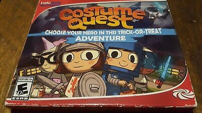 COSTUME QUEST: ROLE PLAYING TRICK-OR-TREAT PC/MAC/LINUX GAME, Halloween, Rated E](Halloween Games Pc)