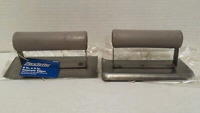 Lot Of 2 New 63 Pace Setter Concrete Edgers