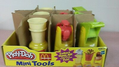 Hasbro 2002 Play-Doh Mini Tools Collection  BRAND NEW IN BOX!!!