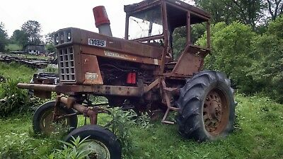 International Harvester 966 Tractor High Crop Hi Clearance Farmall Cane