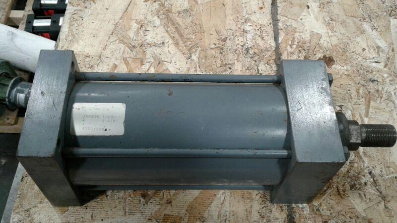 "Miller Hydraulic Cylinder 4"" Bore 7"" Stroke 1 3/8 Rod Dia #027KW"