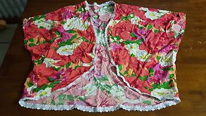 Handmade Kimono size 18/20 Glen Iris Bunbury Area Preview