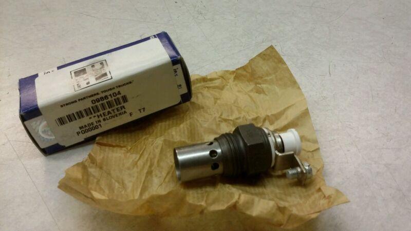 Hyster Forklift Genuine Heater 0986104 New 1 piece