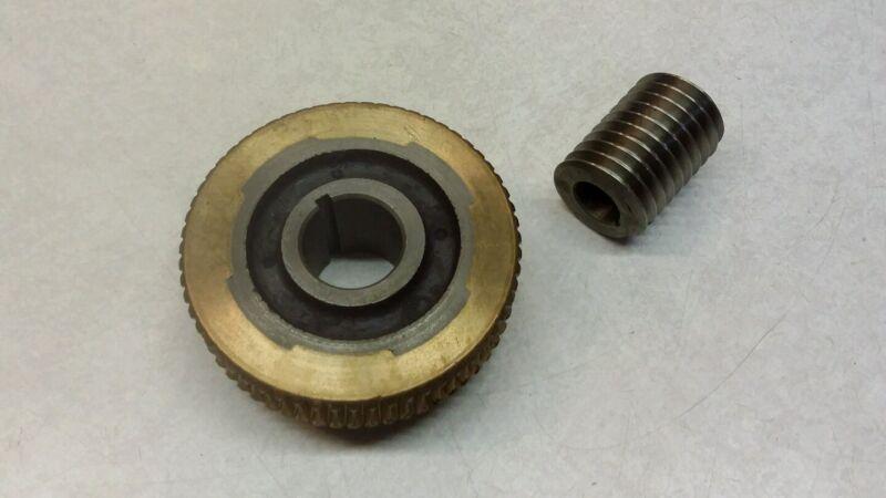 Gear Worm 83632 & Worm 83633 NEW 1 Piece