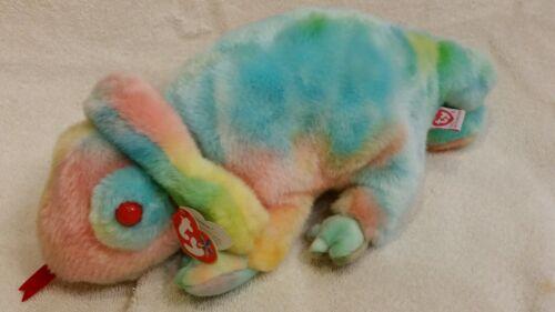 beanie buddy rainbow the dye chameleon 1999