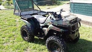 Kawasaki Workhorse Quad 4x2 Toogoolawah Somerset Area Preview