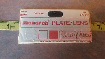 Welding Plate Lens 2 X 4-14 By Fibre-metal Monarch Shade T5h Bin10