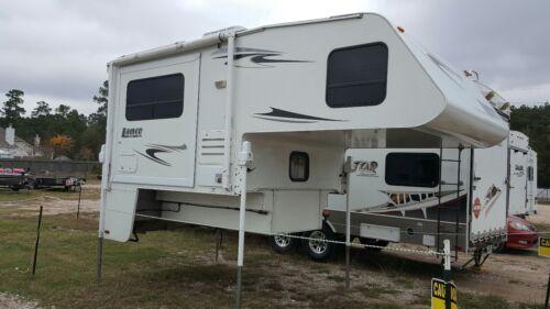 Lance 861 Truck Camper Slide Out Generator Short Bed