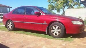 2002 VY COMMODORE ACCLAIM Stirling Stirling Area Preview