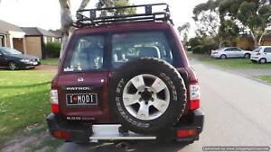 2002 Nissan Patrol GU Turbo Diesel long rego and RWC