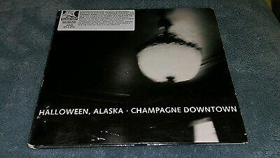 Halloween Alaska Champagne Downtown CD Alternative Technical Indie Rock Unique (Alternative Rock Halloween Music)
