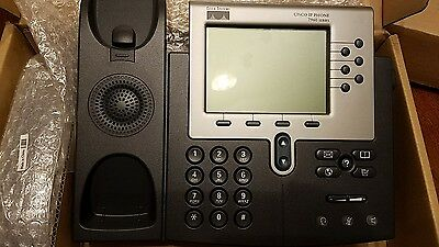 Cisco Voip Business Ip Phone 7960 Cp-7960g