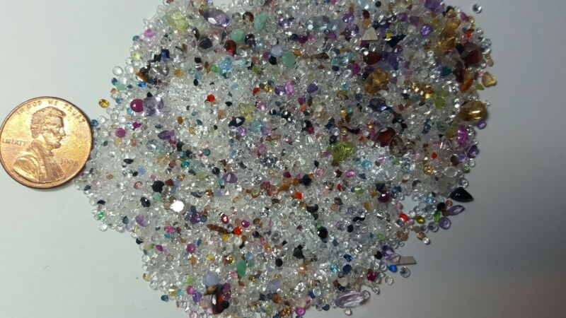 50 CARAT LOOSE MIXED GEMSTONES PARCEL FROM WHOLESALE LOOSE LOT