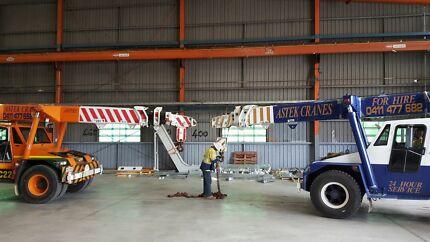 Crane Operator Seventeen Mile Rocks Brisbane South West Preview