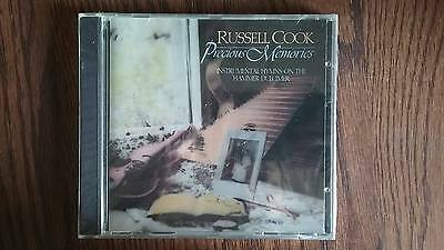 Precious Memories - Russell Cook - Wood 'n Strings - Star Song - 1992 - CD