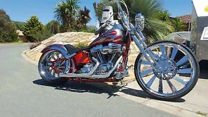 Harley springer CVO softail Bungendore Queanbeyan Area Preview