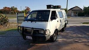 Toyota Townace Fully equipped Campervan! - WA REGO 31/07/2017 East Victoria Park Victoria Park Area Preview
